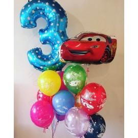 Шары на День Рождения №97