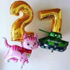 Шары на День Рождения №106