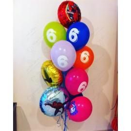 Шары на День Рождения №115