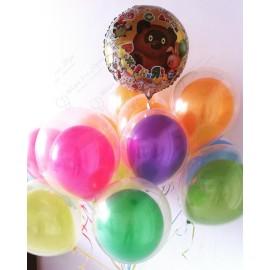 Шары на День Рождения №119