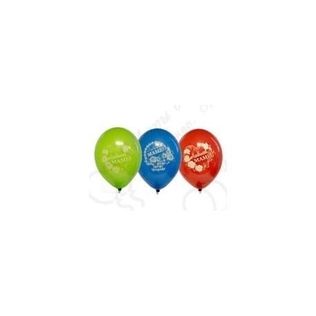Воздушный шар любимой маме, 38 см.