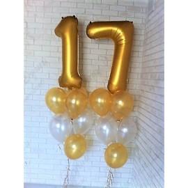 Шары на День Рождения №145