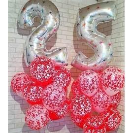 Шары на День Рождения №146