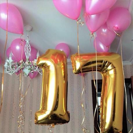 Шары на День Рождения №28