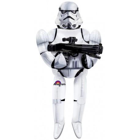 Шар ходячая фигура - Звездные войны Штурмовик. 177 см.