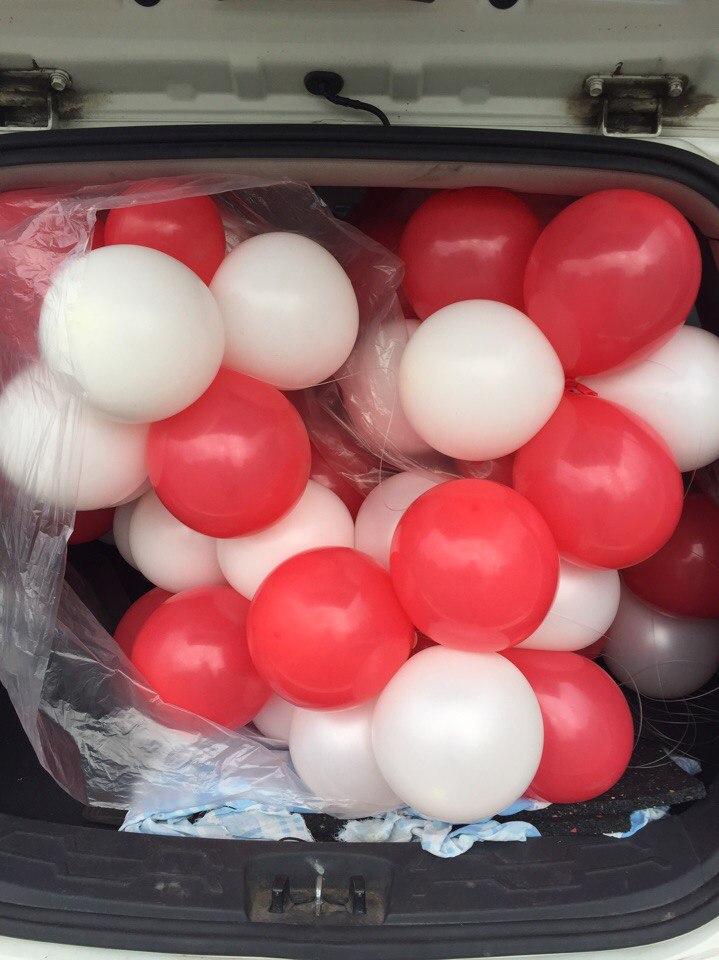 Заказ воздушных шаров по Москве и Одинцово